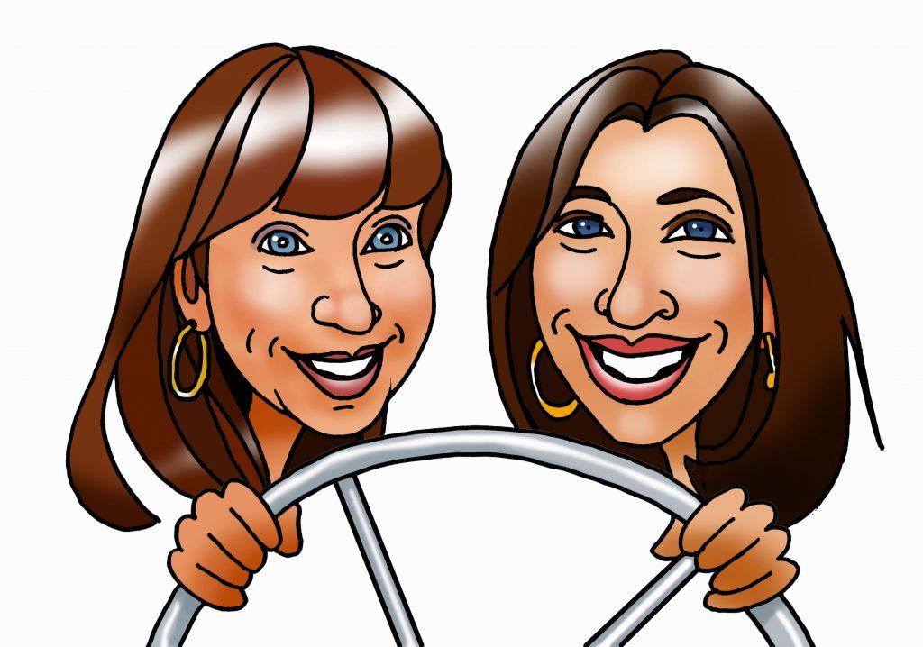 Claire & Chloé, Cofondatrices d'Assopreneur·e