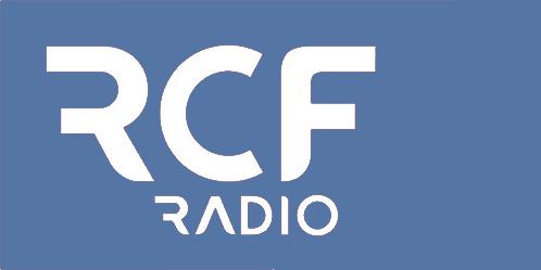 Logo RCF radio en bleu Assopreneur·e