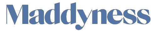 logo Maddyness en bleu Assopreneur·e