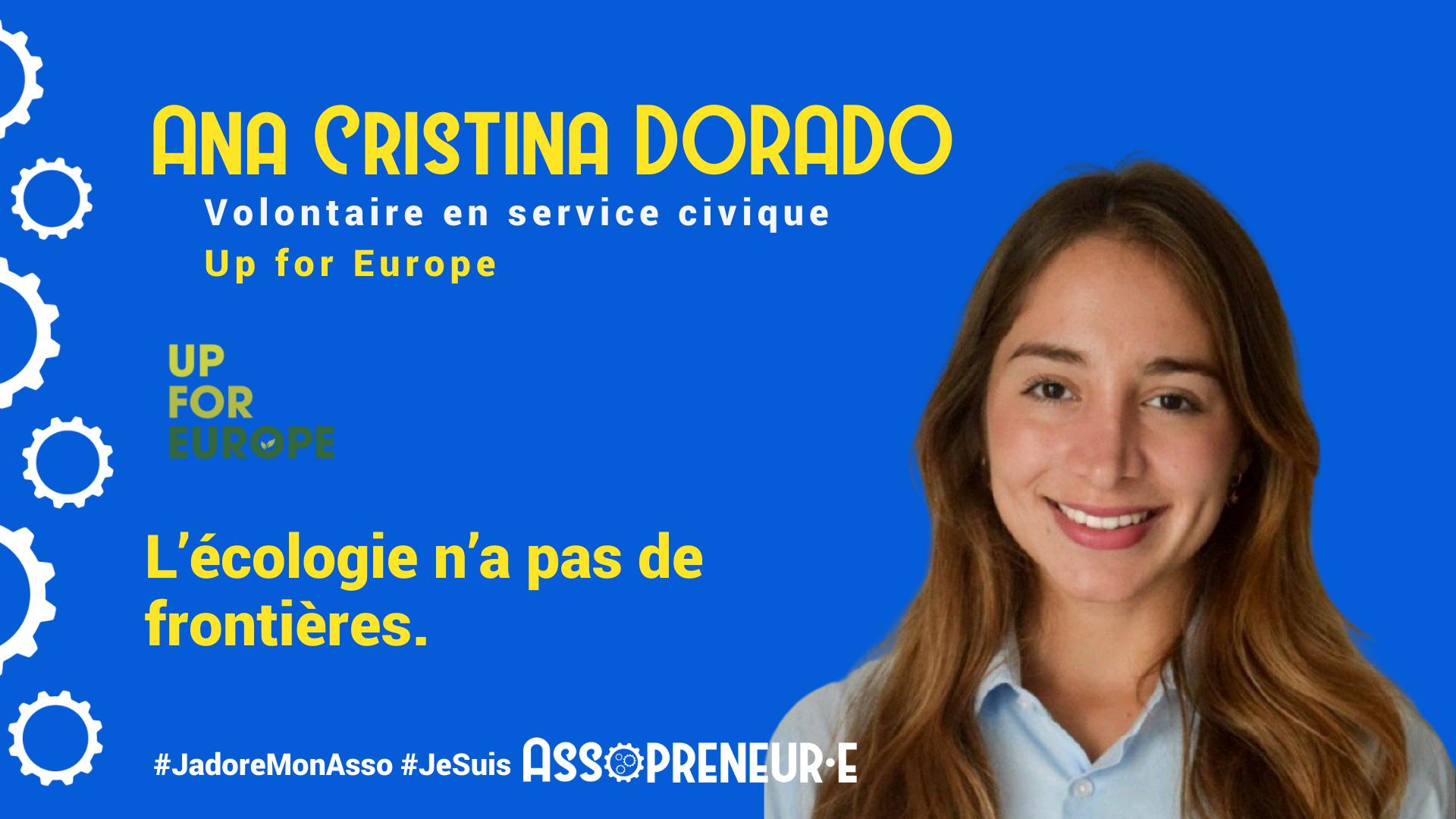 Ana Dorado membre programme Assopreneur