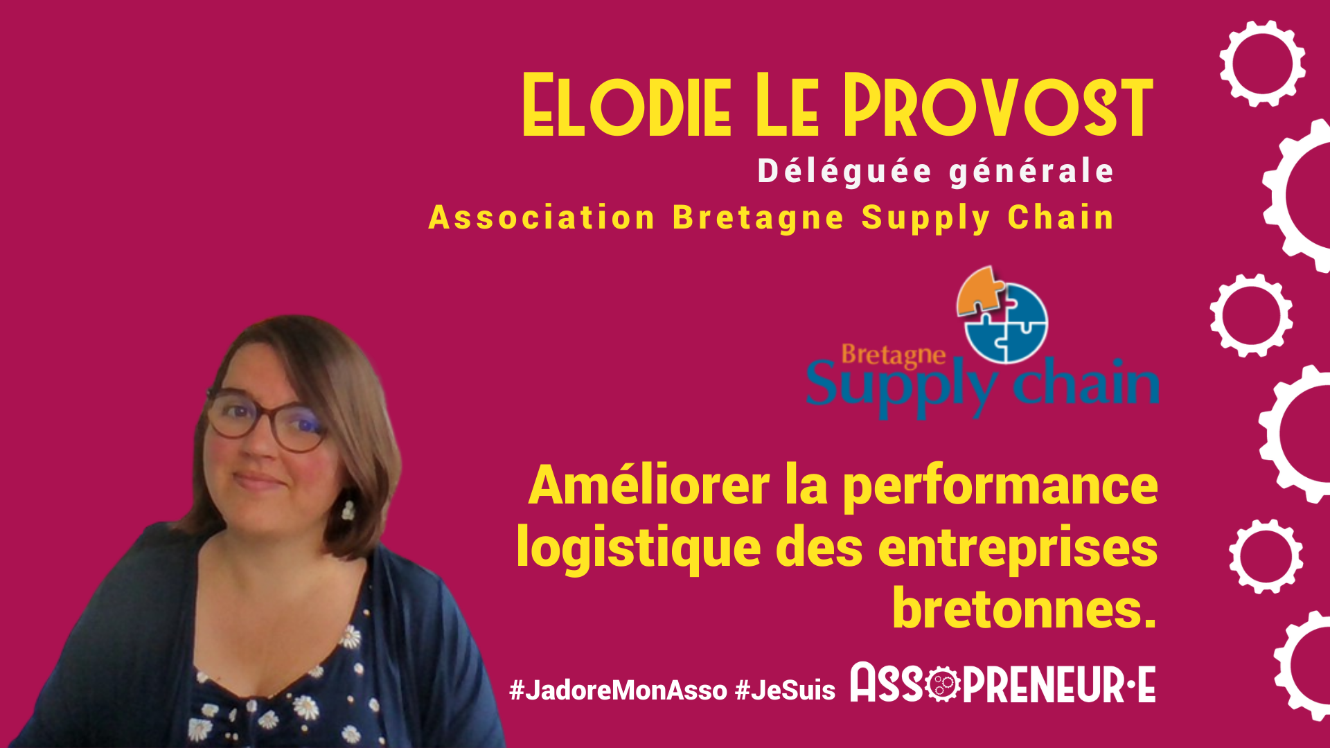Elodie Le Provost membre programme Assopreneur