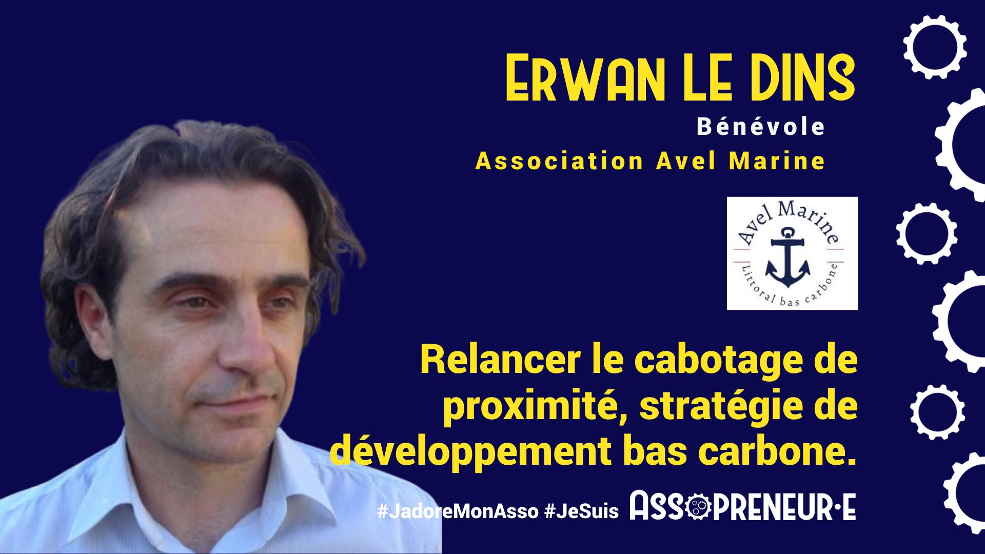 Erwan Le Dins membre programme Assopreneur