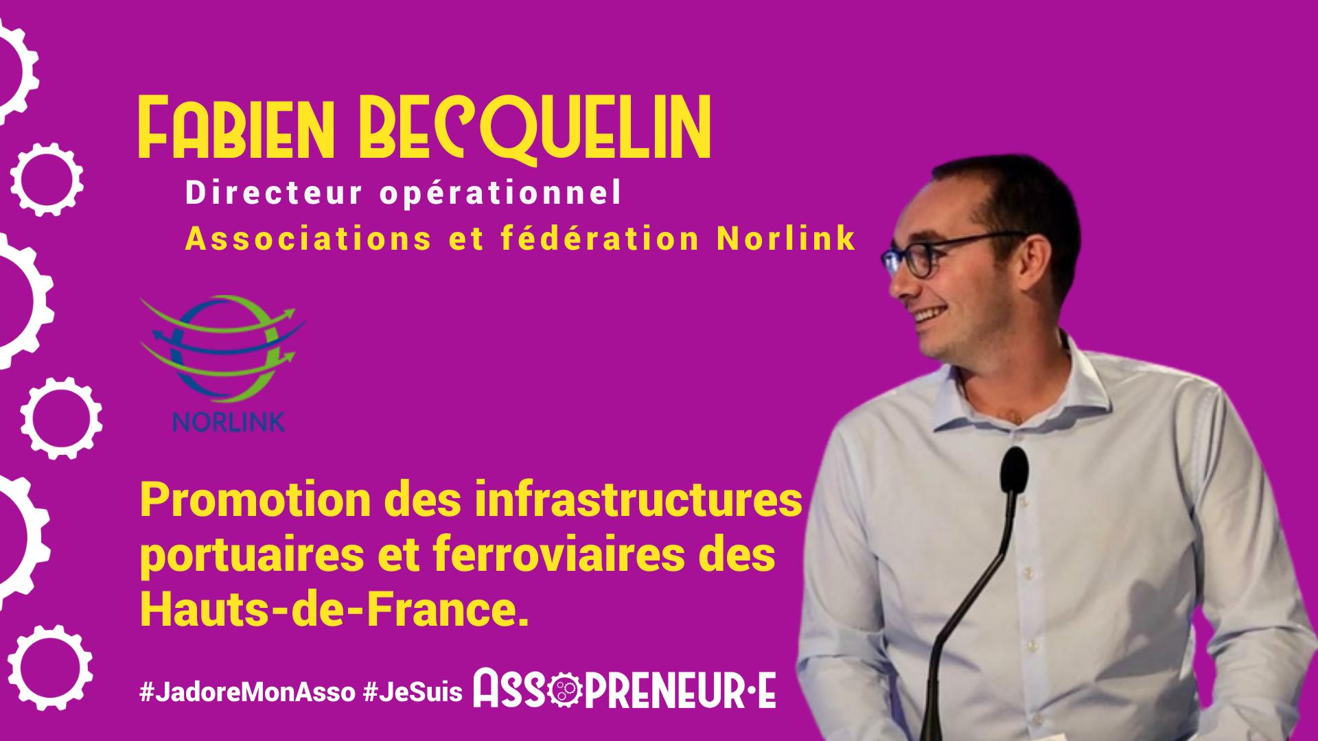 Fabien Becquelin membre programme Assopreneur