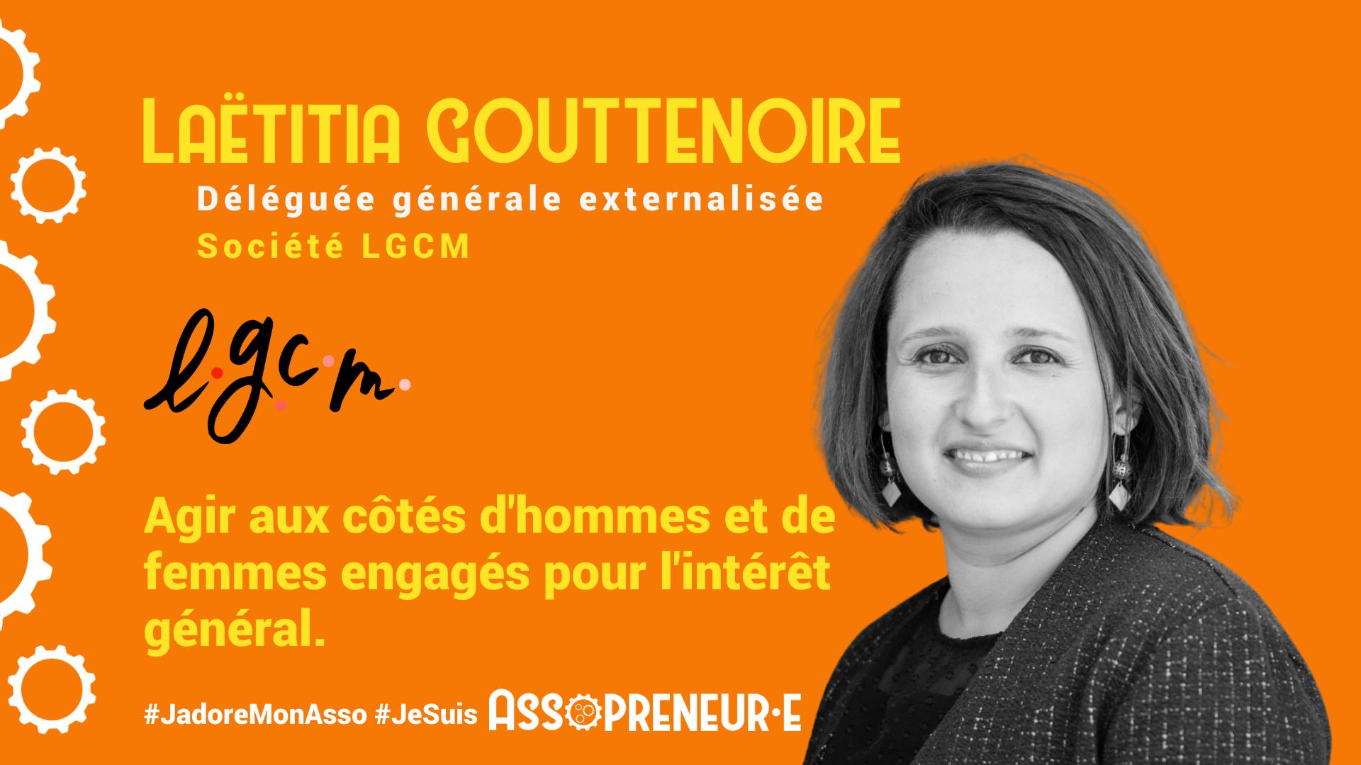 Laetitia Gouttenoire membre programme Assopreneur