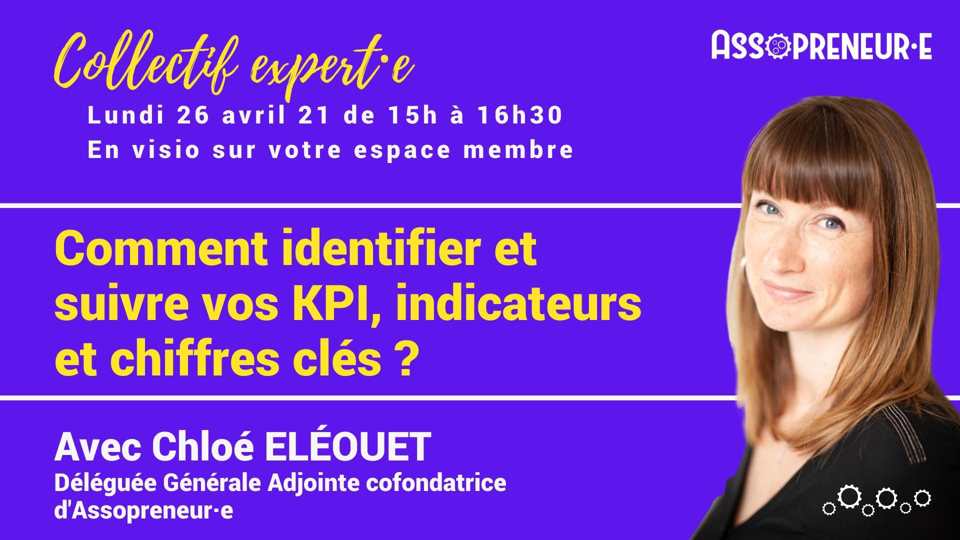 260421 Chloe Eleouet assopreneur chiffres cles KPI