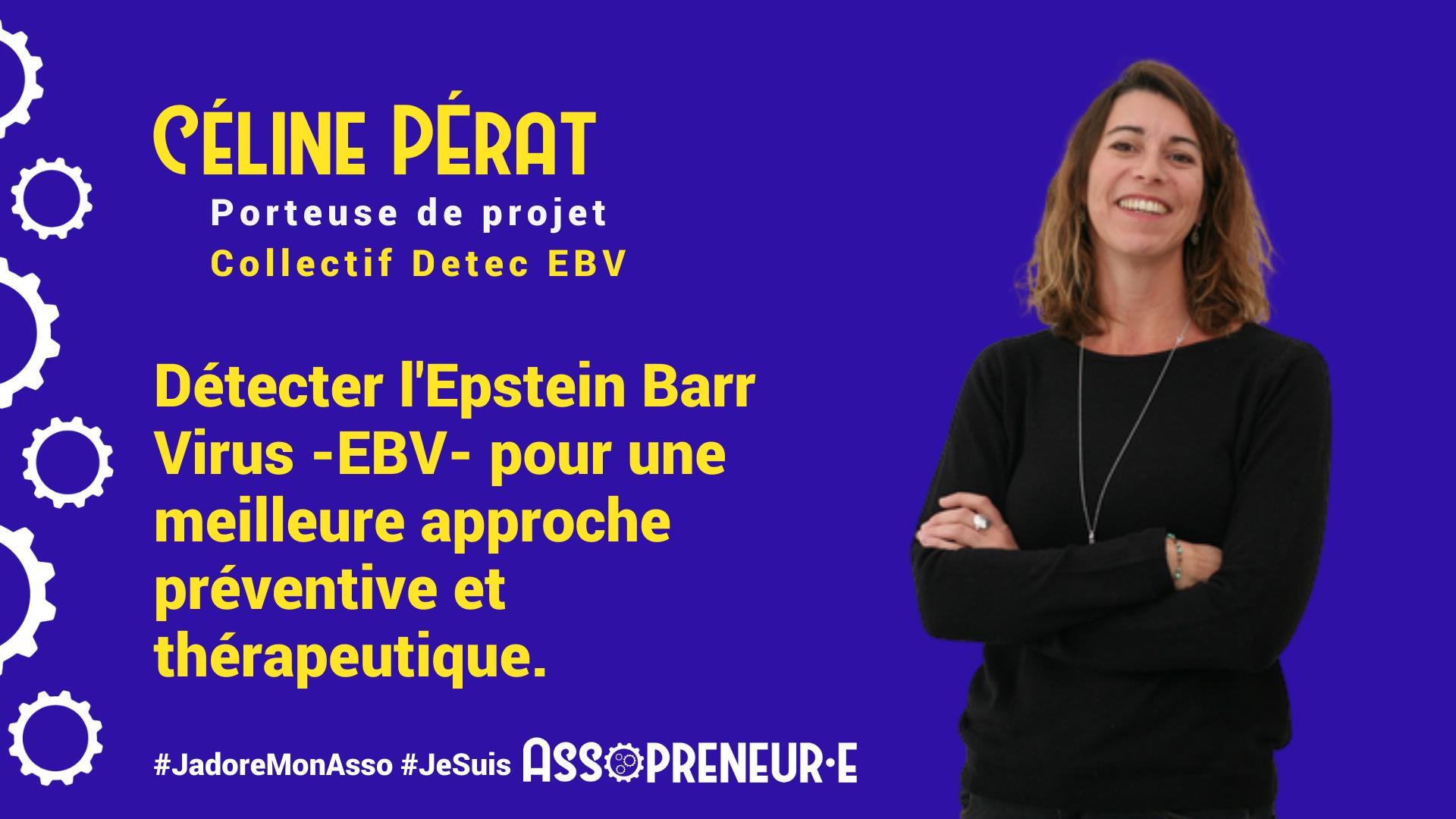 Céline PERAT membre programme Assopreneur