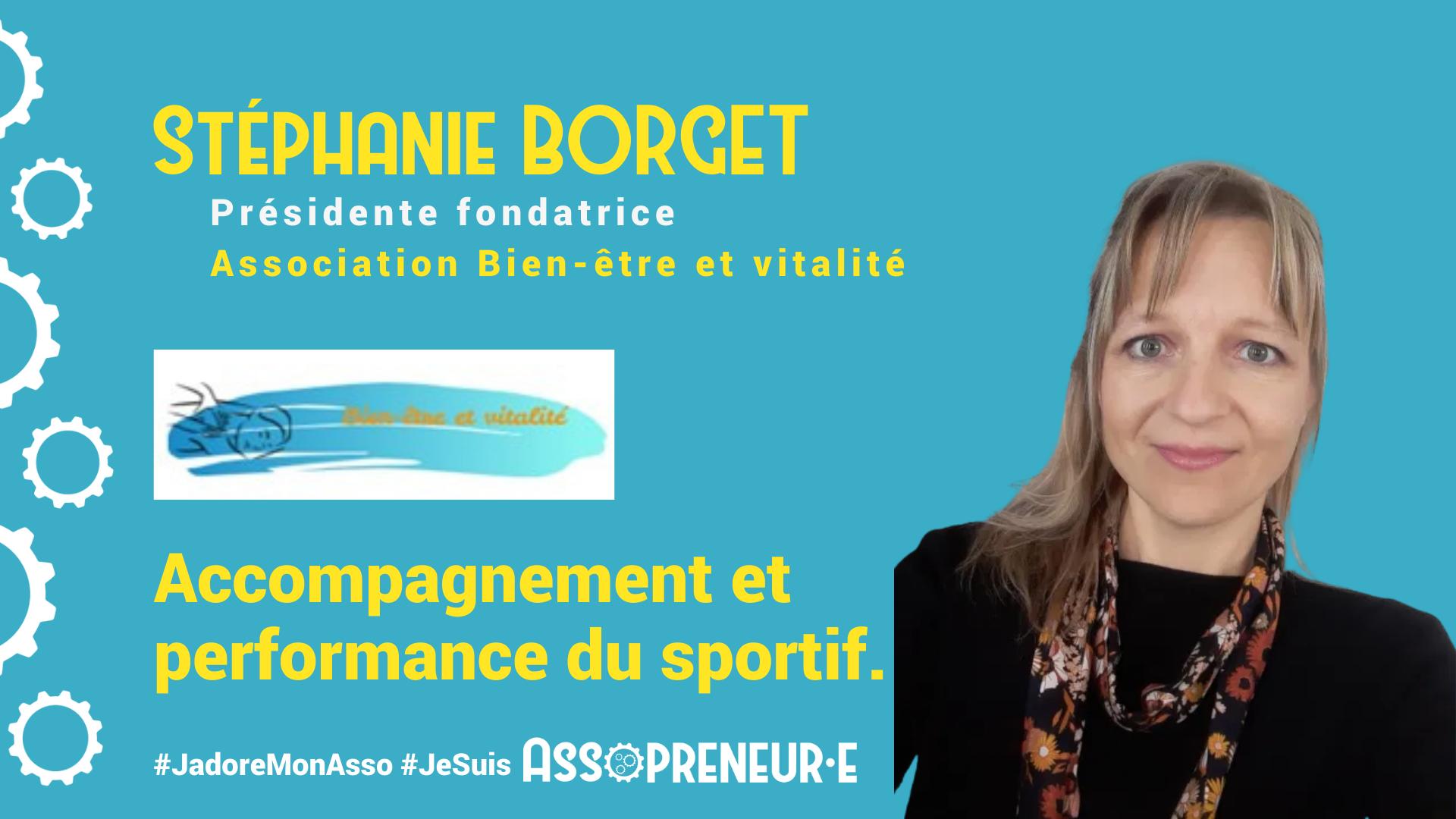 Stephanie BORGET membre programme Assopreneur
