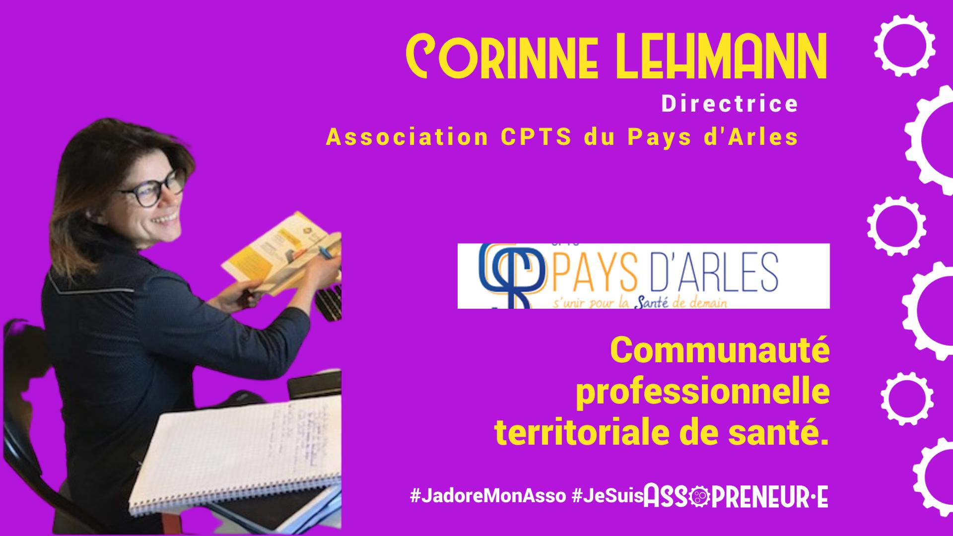 Corinne LEHMANN membre programme Assopreneur