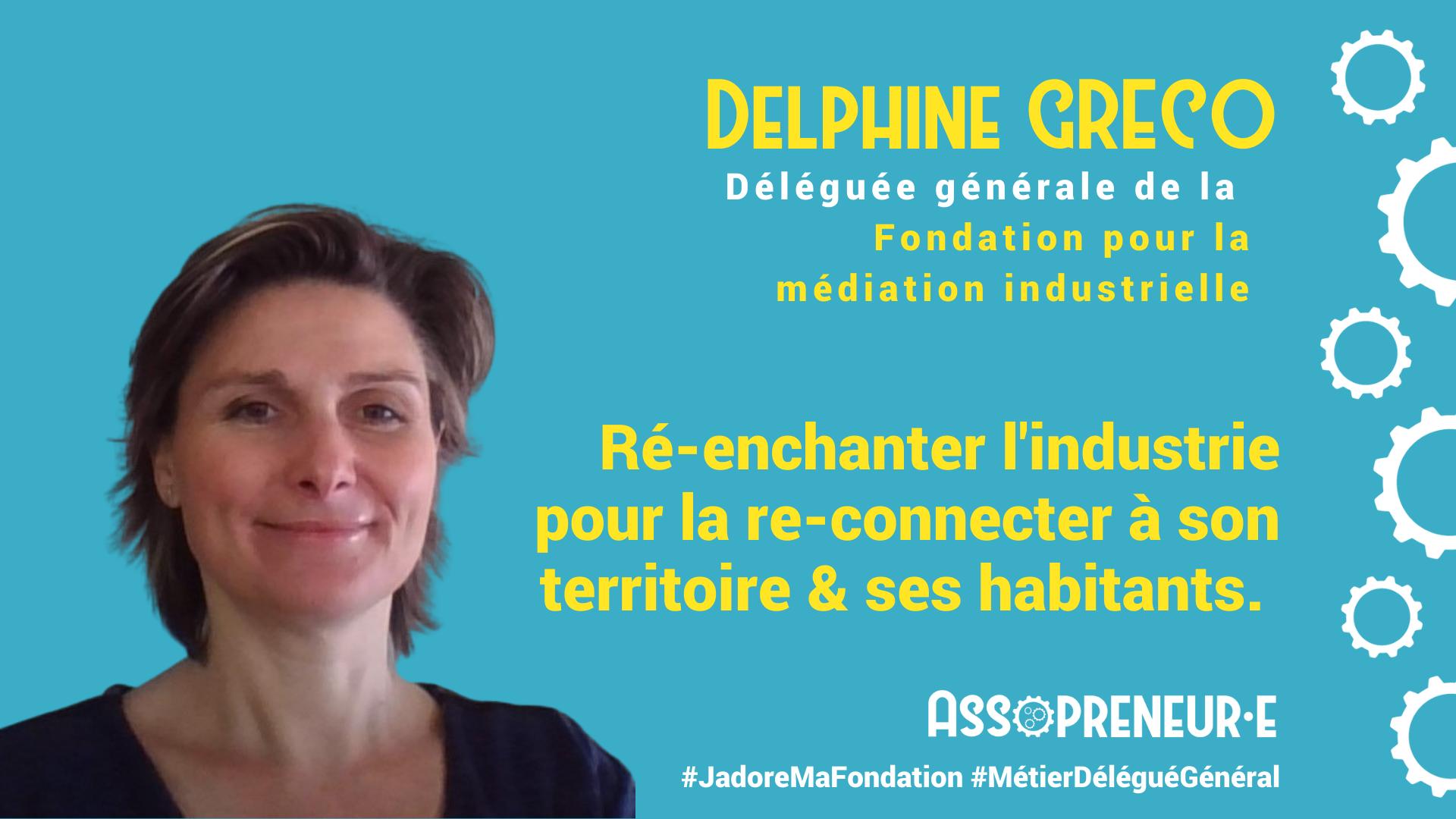 Delphine GRECO membre programme Assopreneur